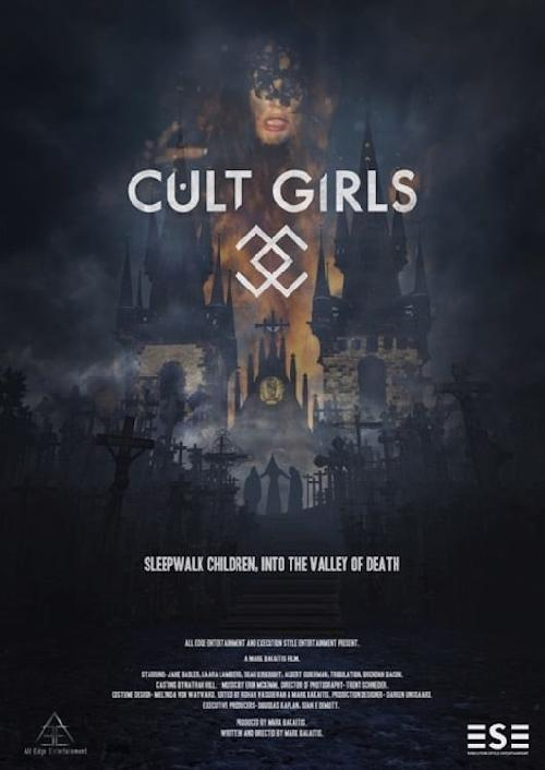Plakat filmu Cult Girls (2019) [ENG]