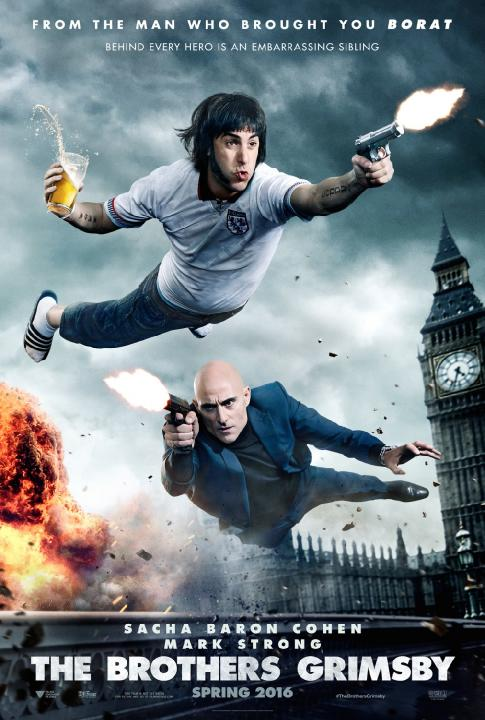 Grimsby The Brothers Grimsby 2016 Lektor Pl Film