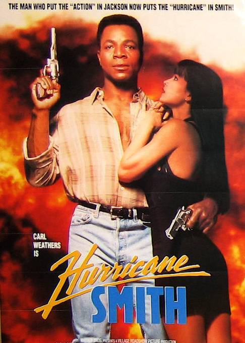 Huraganowy Smith / Hurricane Smith (1992) PL.VHSRip.XviD-NN / Lektor PL