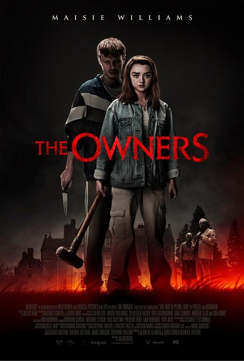 Plakat filmu The Owners (2020) [ENG]