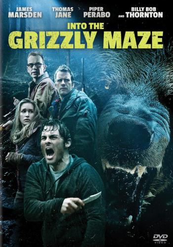 Grizzly / Into the Grizzly Maze (2015) [720p] [BDRip]  [AC3] [Lektor PL]  (ONLINE)