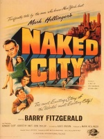 Plakat filmu Nagie Miasto / The Naked City (1948) Lektor PL