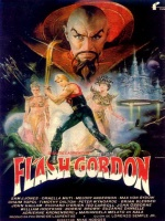Plakat filmu Flash Gordon (1980) Lektor PL