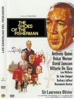 Plakat filmu Sandały rybaka / The Shoes of the Fisherman (1968) Lektor PL