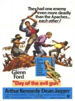 Plakat filmu Rewolwer / Day of the Evil Gun (1968) Lektor PL