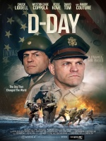 Plakat filmu D-Day: Battle of Omaha Beach / D-Day (2019) Napisy PL