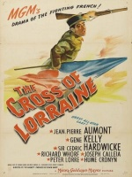 Plakat filmu Krzyż Lotaryngii / The Cross of Lorraine (1943) Lektor PL