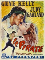 Plakat filmu Pirat / The Pirate (1948) Lektor PL