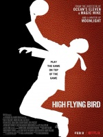 Plakat filmu Wysokie loty / High Flying Bird (2019) Lektor PL