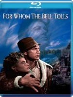 Plakat filmu Komu bije dzwon / For Whom the Bell Tolls (1943) Lektor PL