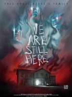 Plakat filmu Nadal tu jesteśmy / We Are Still Here (2015) Lektor PL