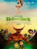 Plakat filmu Hell and Back (2015) ENG