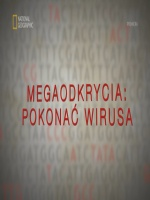 Plakat filmu Megaodkrycia: Pokonać wirusa / Breakthrough: Virus Fighters Update (2020) Lektor PL