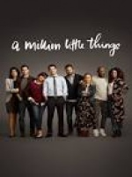 Plakat serialu A Million Little Things (2018)