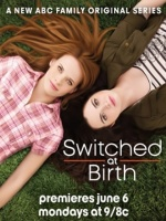 Plakat serialu Switched at Birth (2011)