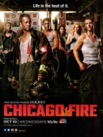 Plakat serialu Chicago Fire (2012)