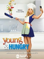 Plakat serialu Young and Hungry (2014)